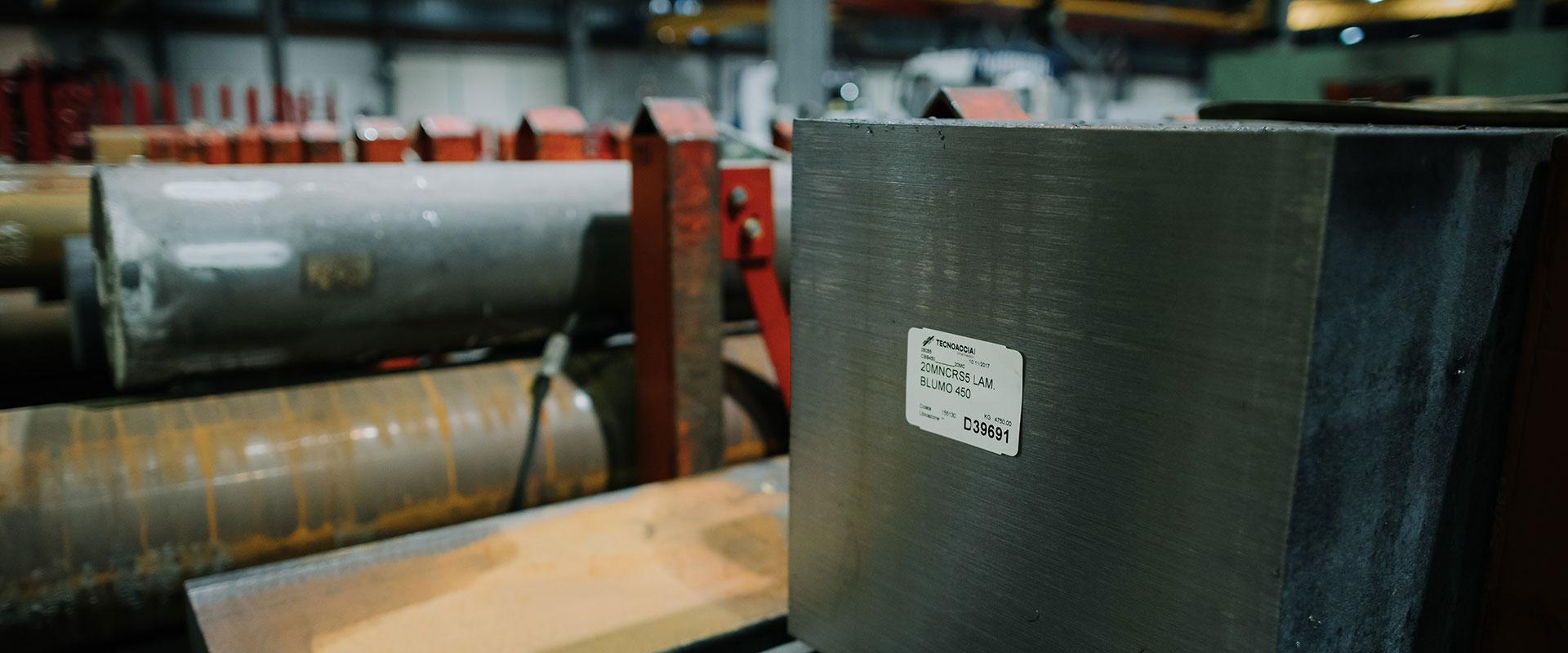 tecnoacciai vendita acciaio inox, siderurgica, acciai per industria meccanica, impiantistica