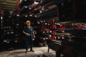 tecnoacciai per l'industria siderurgica